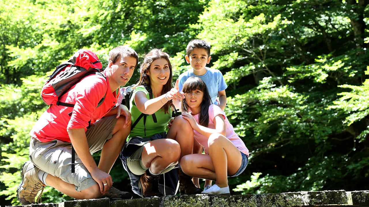 vista rural turismo ecologico familiar